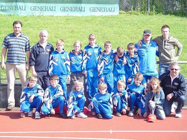 Fotbalisté Olympie Bruntál skončili na turnaji v Rakousku šestí.