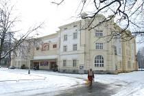 Budova kina Mír.