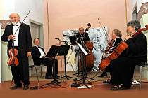 Heinz Hübner založil Hübner Quartet.