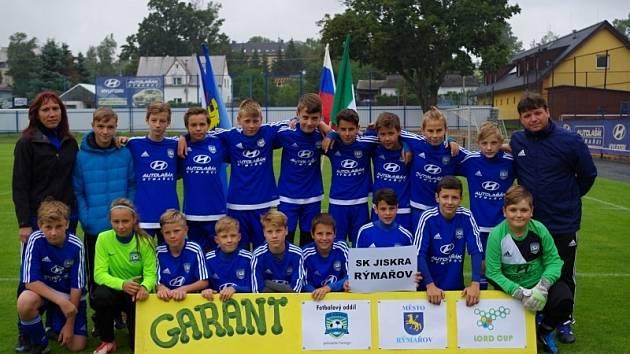 V Rýmařově bude velký  mládežnický turnaj