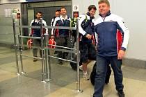 V úterý 21. ledna přiletěl tým Tatra Buggyra Racing z Jižní Ameriky.