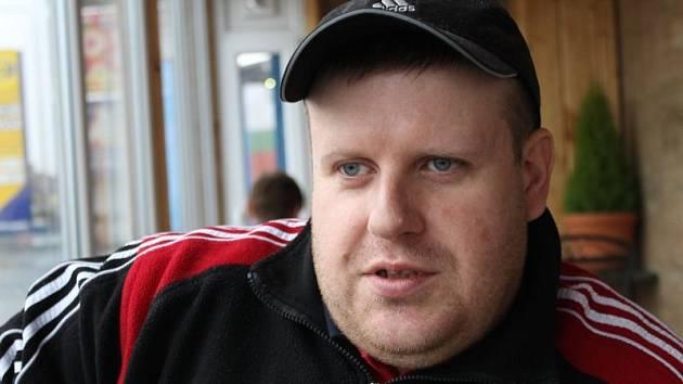 Martin Orság, zakladatel bruntálské úklidové firmy.