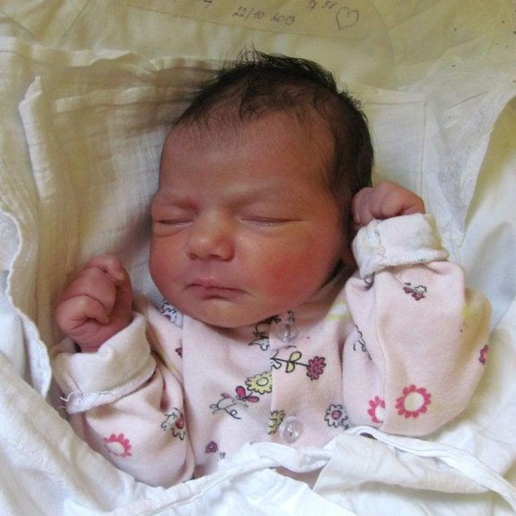 Jmenuji se LAVINIA PRECUBOVÁ, narodila jsem se 22. října. Při narození jsem vážila 2820 gramů a měřila 46 centimetrů. Moje maminka se jmenuje Manuela Precubová a můj tatínek se jmenuje Ladislav Suchý. Bydlíme v Osoblaze.