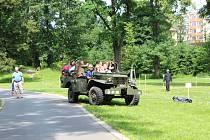 V Bruntále proběhla dětská vědomostní soutěž Hrátky s historií, letos zaměřená na téma atentátu na Heydricha. V rámci soutěže proběhla i ukázka atentátu.