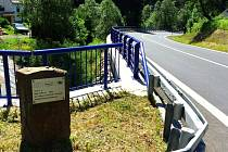 Nový úsek rozšířené silnice začíná u Ondřejova poblíž Rýmařova, a vede do Olomouckého kraje.