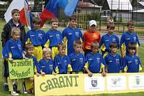 Mezinárodního turnaje přípravek Lord Cup Rýmařov 2011 se zúčastnil i věkově mladý celek domácí Jiskry Rýmařov, který nakonec obsadil osmou příčku.
