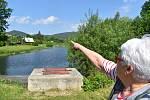 Helena Rusková z Vrbna pod Pradědem řadu let spolupracuje s Deníkem jako čtenář reportér. Tentokrát se Deníku věnovala jako turistický průvodce.