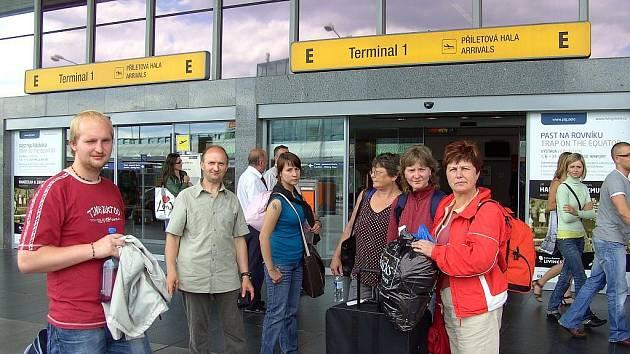 Studenti angličtiny z bruntálské Akademie J. A. Komenského si na internetu našli levné letenky a ubytování a vyrazli do Londýna ověřit si své jazykové schopnosti.