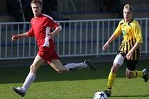 Fotbalisté FK Krnov se po domácím vítězství nad Janovicemi znovu vrátili na první místo v tabulce krajského přeboru.
