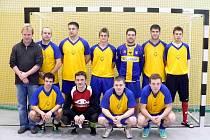 Reprezentanti Krnova porazili všechny své polské soupeře na turnaji v sálové kopané v Radomsku a přivezli domů první místo.