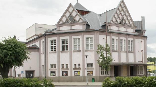 Krnovské divadlo. Ilustrační foto.