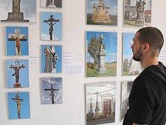 Kříže Rýmařovska vystavují v tamním muzeu. Jde o jedinečnou záležitost, řekl historik umění Michal Vyhlídal.
