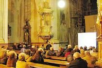 Seminář věnovaný minoritským klášterům proběhl jak v českém, tak v polském jazyce.