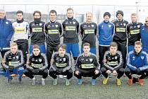 I se všemi zimními posilami se představila sestava Slavoje Olympie Bruntál v domácím přípravném utkání proti Háji ve Slezsku.