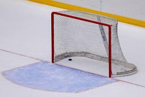 Hokej. Ilustrační foto.