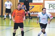 Krnovští futsalisté předvádějí v letošním ročníku krajského přeboru výborné výkony, které je drží na třetí příčce tabulky soutěže.