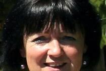 Marcela Žáková, městská radní a zástupkyně pro první stupeň Základní školy na Jesenické ulici v Bruntále.
