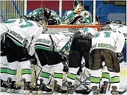HOKEJISTÉ Horního Benešova v sobotu vstoupili do dalšího ročníku krajské hokejové ligy.