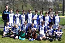 Fotbalový výběr mladých hráčů Okresního fotbalového svazu Bruntál obhajoval vítězství z minulého roku. V Jakubčovicích však na nejvyšší stupínek nedosáhl a skončil čtvrtý.