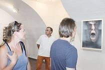Diváci si mohou výstavu netradičních fotografií Martina Chylíka prohlédnout na zámku v Bruntále až do 17. července.