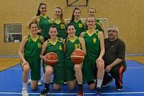 Bruntálské basketbalistky si výhrou proti Vysoké nad Labem zajistily čtvrtou příčku v tabulce béčkové skupiny druhé ligy.