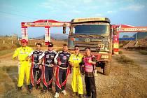 Staroměstský kamionový závodník Martin Kolomý se pilně připravuje na další ročník Rallye Dakar. Součástí přípravy bylo také závodění v Asii.