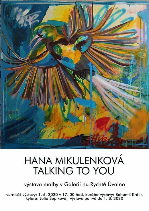 Rychta se v Úvalně otevírá 16. května. První výstavu v Galerii na Rychtě bude mít Hana Mikulenková od 1. června.