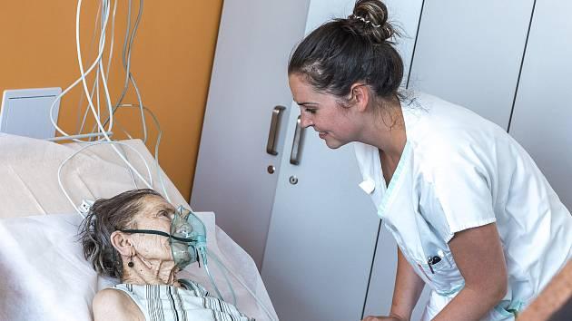 Ilustrační foto. Práce zdravotních sester.