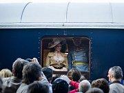 Salónní vůz byl vyrobený podle požadavků arcivévody Františka Ferdinanda d'Este. Po něm se vagonem vozili i prezidenti Masaryk, Beneš, Hácha, Gottwald, Zápotocký i Novotný. V roce 2010 z vagonu krnovští opraváři a restaurátoři odstranili vše nepůvodní.