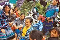 Ženy a muži ve Vietnamu mají své zvyky.