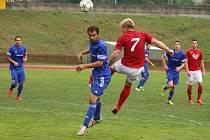 Jiskra Rýmařov se potýká se zraněními, to bylo znát i na jejich výkonu ve Valašském Meziříčí.