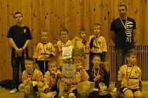 Ze silně obsazeného turnaje ve Vítkovicích si nejmladší fotbalisté Juventusu Bruntál přivezli sedmé místo a cenné zkušenosti do další činnosti.