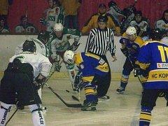 Hornobenešovští hokejisté dokázali zvítězit i na ledě Kopřivnice a v tabulce krajské ligy jsou již na druhém místě.