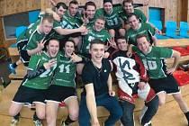 Florbalisté Orcy Krnov jako nováček ovládli Regionální ligu a už dvě utkání před koncem soutěže mohou slavit postup do divize.