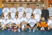 Senioři Olympie Bruntál skončili na domácím turnaji na druhém místě, před nimi byl se stejným počtem bodů jen tým ze slovenského Štúrova.