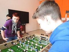 V polovině ledna založené nízkoprahové zařízení pro děti a mládež, které ve Vrbně pod Pradědem provozuje bruntálská nezisková společnost Liga, naplno rozjelo činnost.
