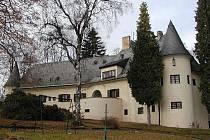 Vila se zahradou Julia Spitzera v Janovicích