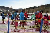 Ski Karlov v Karlově pod Pradědem patří spolu s jinými zimními areály k vyhledávaným lokalitám v Jeseníkách, především kvůli zimním sportům.