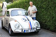 VW Brouk Herbie Jaromíra Pavlíčka z Krnova.