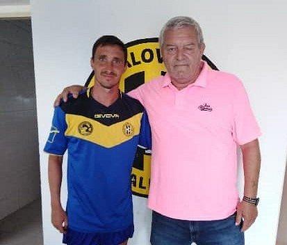 Zdeněk Partyš s Antonínem Murou