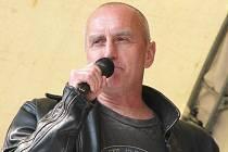 Populární moderátor Standa Berkovec.