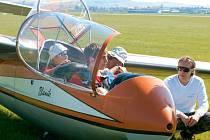 Kluzák L13 Blaník je spolehlivý stroj pro výcvik základní pilotáže.