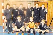 Vítězství z halového turnaje starších dorostenců si z Bruntálu odvezli fotbalisté Sokola Vrbno pod Pradědem.