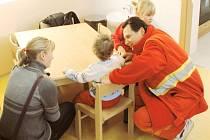 Školka v krnovské nemocnici