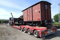 Krnovská firma Olpas získala úzkorozchodné vagony od polských kolegů.