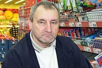 Jaromír Buršík, 57 let, Bruntál: Vím, čí je to patron – přece myslivců. Ne, neznám nikoho s tímto jménem.