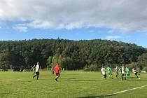 Fotbalisté z Vysoká Pitárne dali šestku
