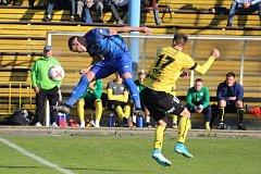 Výběr kouče Milana Furika porazil na domácím trávníku nebezpečné Petřkovice 2:1.