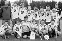 Fotbaloví žáci Jiskry Rýmařov se stali vítězy okresního kola Českého poháru, na penalty porazili vrstevníky z Města Albrechtic.