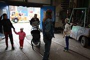 Krnovské opravny a strojírny KOS pozvaly 17. června veřejnost na Den dětí a Den otevřených dveří.